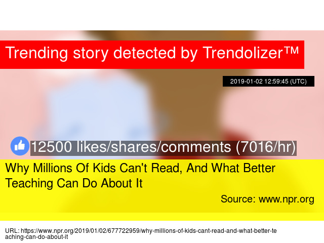 Why Millions Of Kids Cant Read And What >> Why Millions Of Kids Can T Read And What Better Teaching