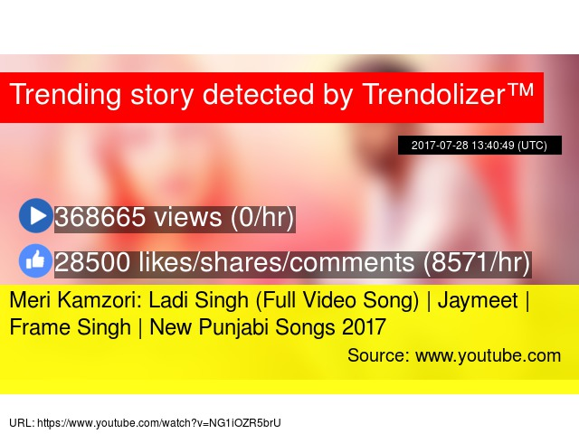 frame new punjabi song