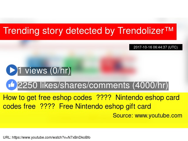 how to get free eshop codes nintendo eshop card codes free