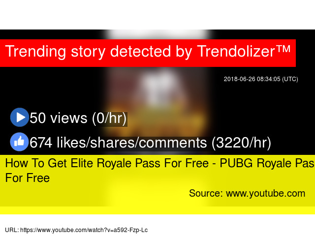 How To Get Elite Royale Pass For Free - PUBG Royale Pass For Free